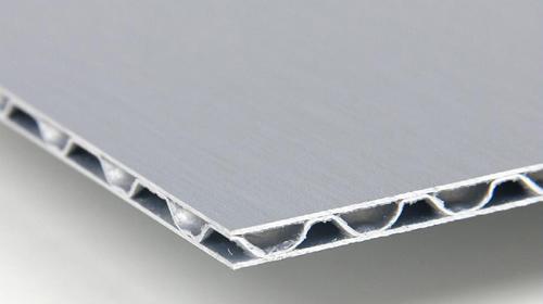 A2 FR Corrugated Aluminum Composite Panel 03