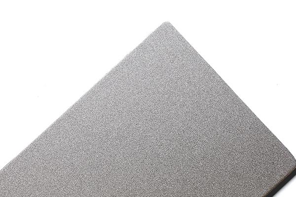 SJ-8004 Champagne Silver Aluminum Composite Panel