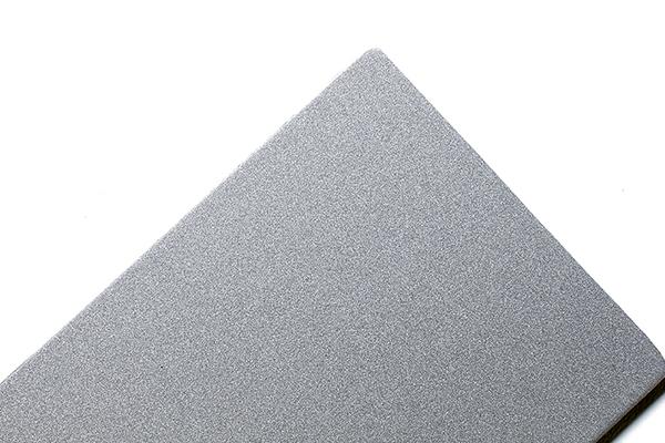SJ-8005 Grey Metallic Aluminum Composite Panel