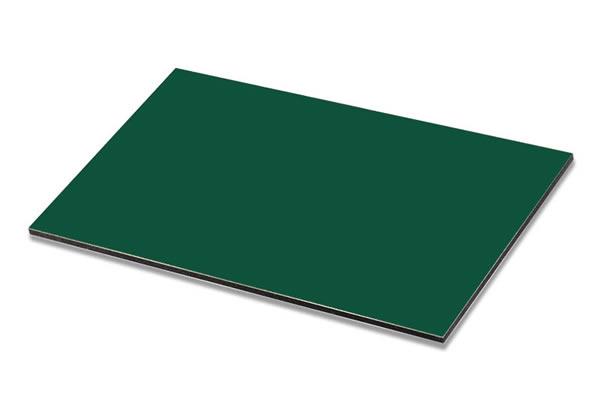 A2 Grade Fireproof Aluminum Core Panel PVDF PE Polyester