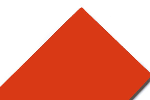 SJ-8040 Orange Red Aluminum Composite Panel