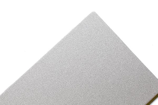 SJ-8001 Flash Silver Aluminum Composite Panel