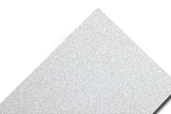 SJ-8002 Silver Grey Aluminum Composite Panel