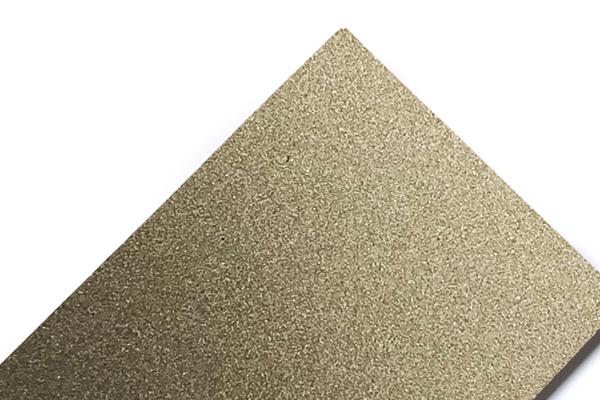 SJ-8006 Champagne Golden Aluminum Composite Panel