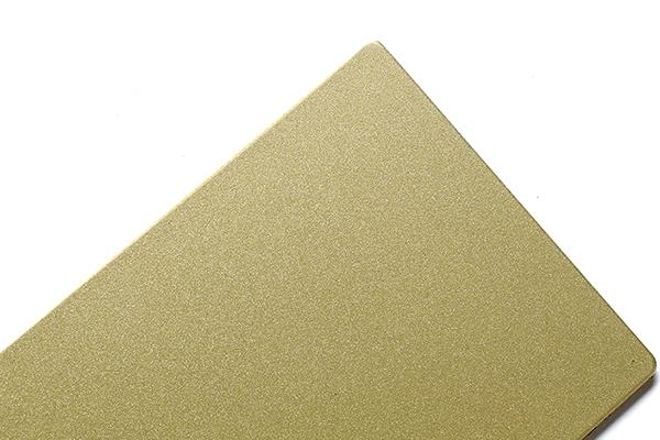 SJ-8008 Flash Gold Aluminum Composite Panel