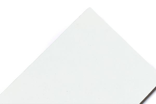 SJ-8825 Glossy White Aluminum Composite Panel