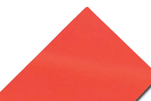 SJ-8826 Glossy Red Aluminum Composite Panel