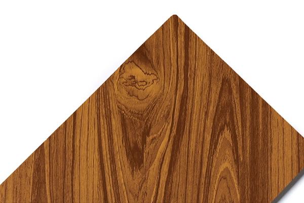 SJ-9902 Anti-scratch Timber Aluminum  Composite Panel